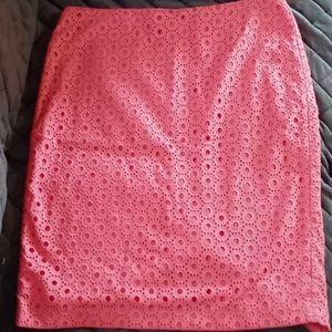 Charter club pencil skirt size 12